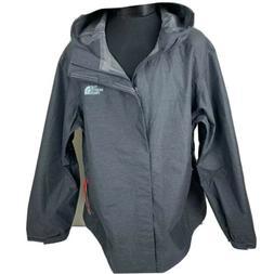 The North Face Jacket Venture Dryvent Water Rain Hood Gray N