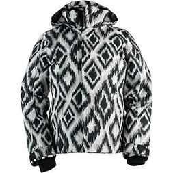 Obermeyer Jade Jacket - Girls' Ikat Print, XS