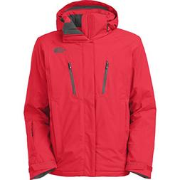 The North Face Jeppeson Jacket Men's Fiery Red XXL