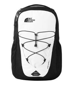 The North Face Jester Backpack, TNF White/TNF Black, One Siz