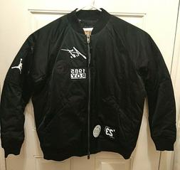Nike Jordan Sportswear Greatest J-1 Bomber Jacket Black AV59