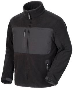 Cortech Journey Fleece Motorcycle Jacket Black
