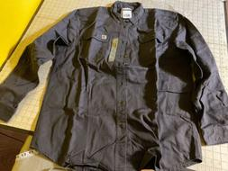 Legendary Whitetails Mens Journeyman Shirt Jacket Tarmac XXX