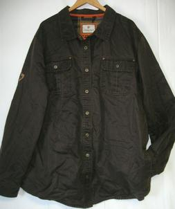 LEGENDARY WHITETAILS 'JOURNEYMAN' WAX COTTON JACKET MENS SIZ