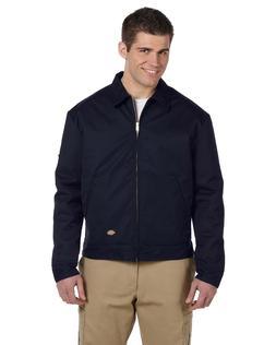 JT15 Dickies Men's 8 oz. Lined Eisenhower Jacket