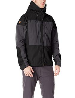 Fjallraven Men's Keb Jacket, Black, Small