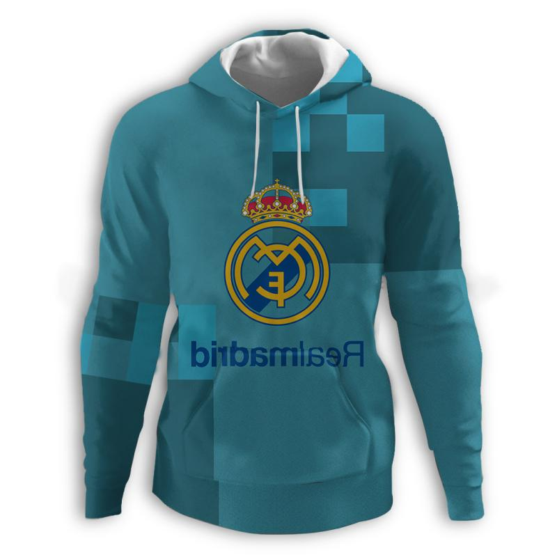 2019 <font><b>Champions</b></font> <font><b>Men</b></font> <font><b>jacket</b></font> with Casual 12 Real Madrid Hoodies gol cup Hoodies