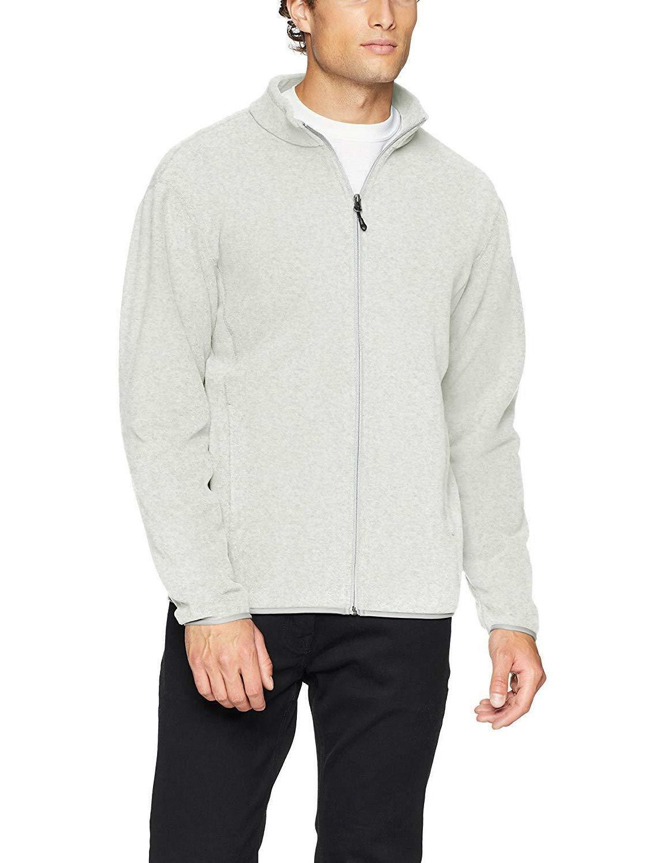 Amazon Essentials Full-Zip Polar Fleece