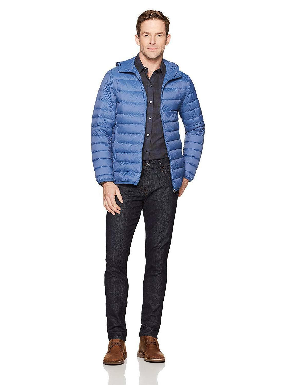 Amazon Essentials Water-Resistant Down Jacket