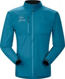 Arcteryx Squamish Jacket - Men's Thalo Blue Medium
