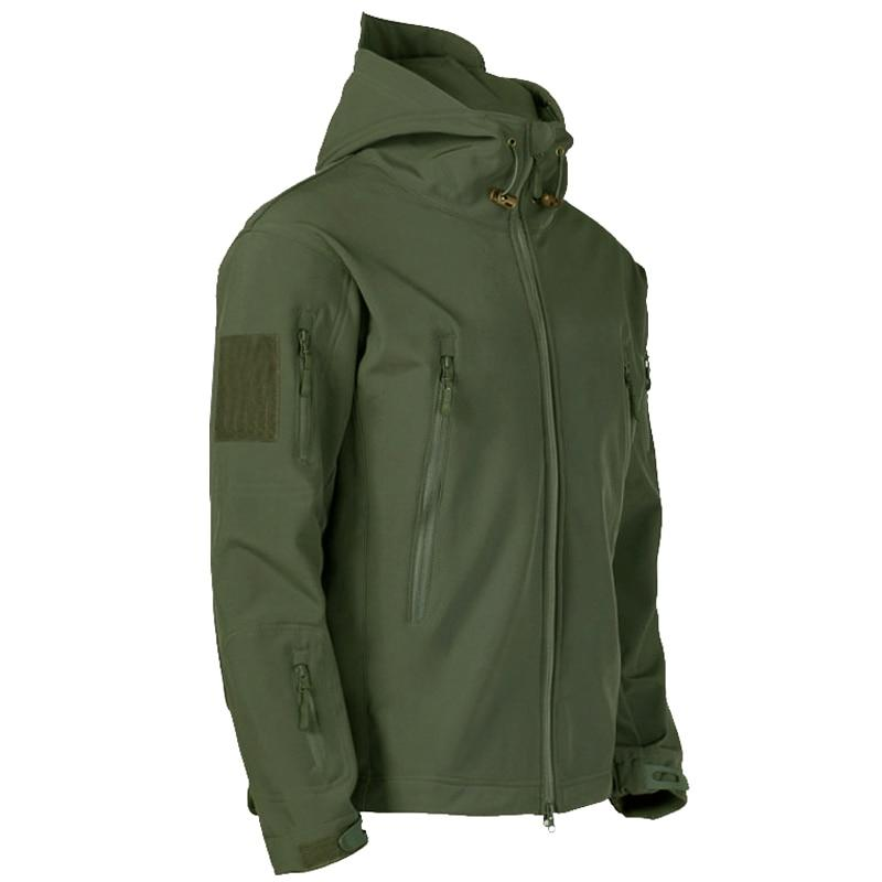 New Soft V5 Tactical <font><b>Jacket</b></font> <font><b>Men</b></font> Windproof Soft <font><b>Shell</b></font> Army