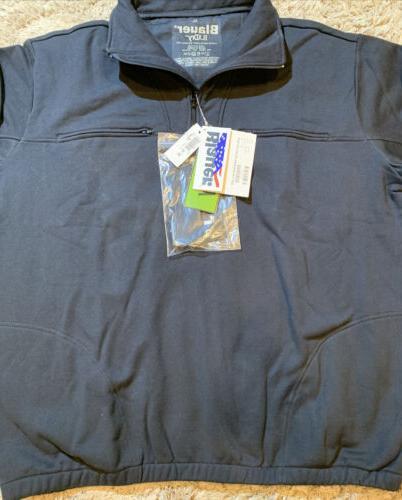 Blauer 100% Cotton Repellent Sweater Police Jacket XL