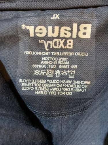 Blauer 100% Cotton Liquid XL