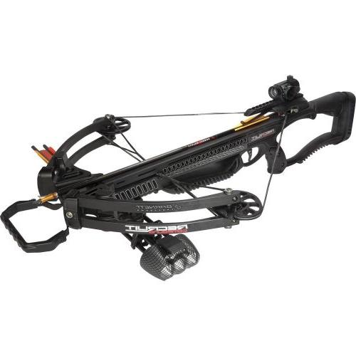 Barnett Crossbows BAR-78610 Barnett Crossbows BAR-78610 Recruit Compound  Package