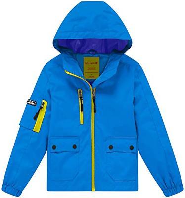 22343d3562d5 Wantdo Boys Jacket