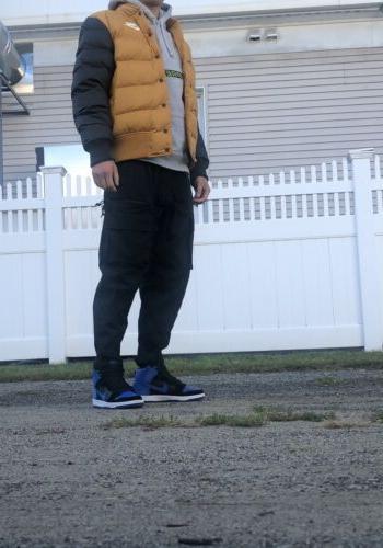 Brand Nike Down Fill Jacket Mens Small
