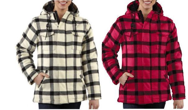 camden wool parka size xs for women