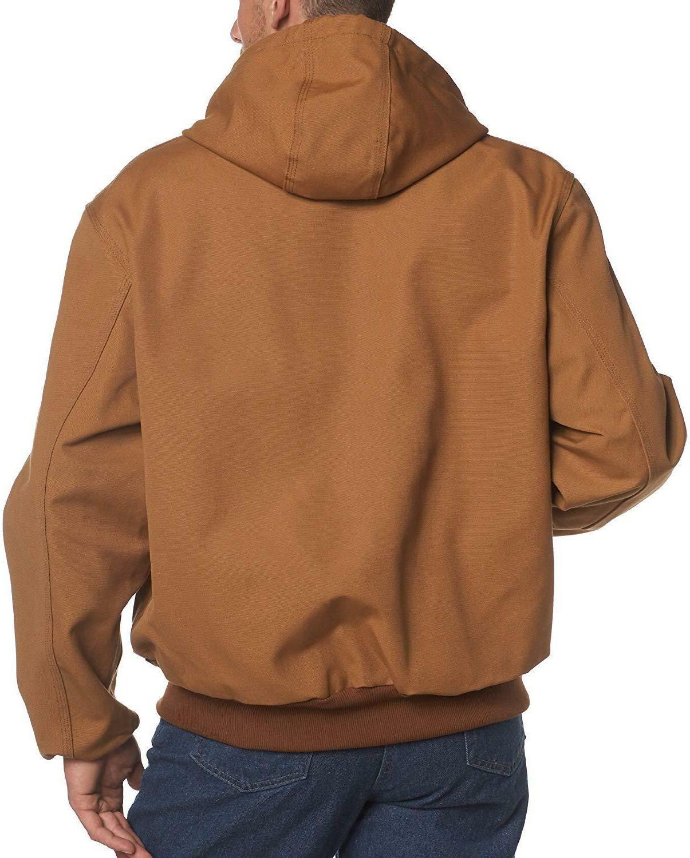 Carhartt Tall Duck Hoodie Jacket