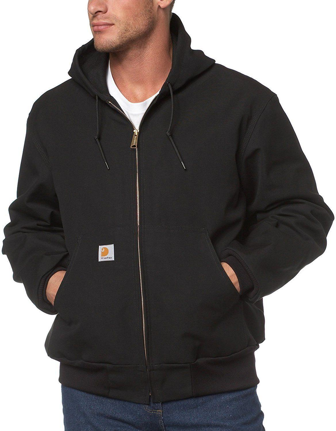 Carhartt Men's Big Tall Hoodie Jacket