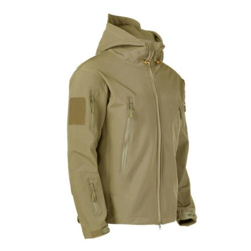 HOT Sale COMBAT Tactical Shell Jacket Army