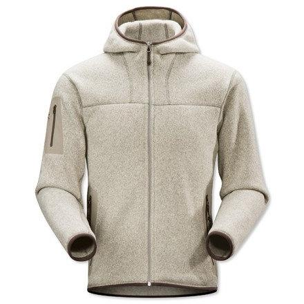 a3ba3cbbdf Arc'teryx Covert Hoody - Men's Light Carbide X-Large