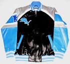 Detroit Lions Faux Leather Jacket Men's size Large New w/Tag