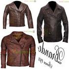 On Sale 20% Discount Offer Brando Biker Style Waxed Leather