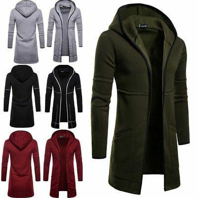 Fashion Men's Wool Winter Overcoat