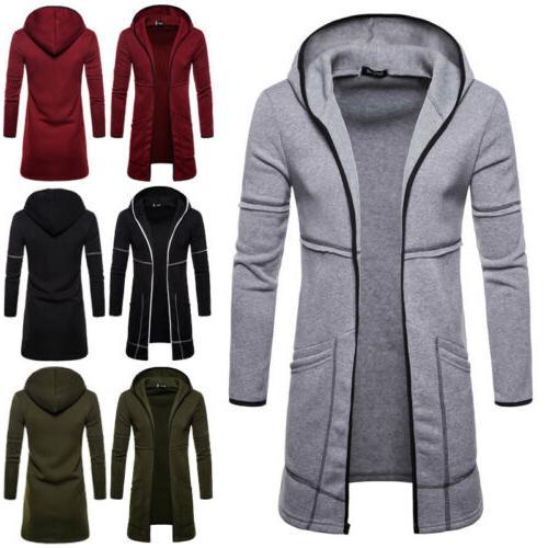 Fashion Coat Winter Overcoat Sleeve