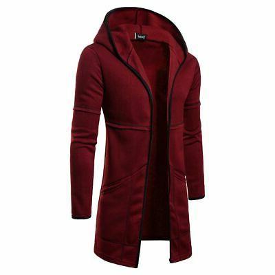 Fashion Wool Winter Overcoat Long Sleeve
