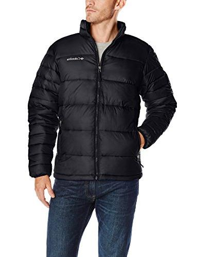 frost fighter puffer jacket