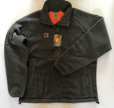 game load fleece jacket l large moss