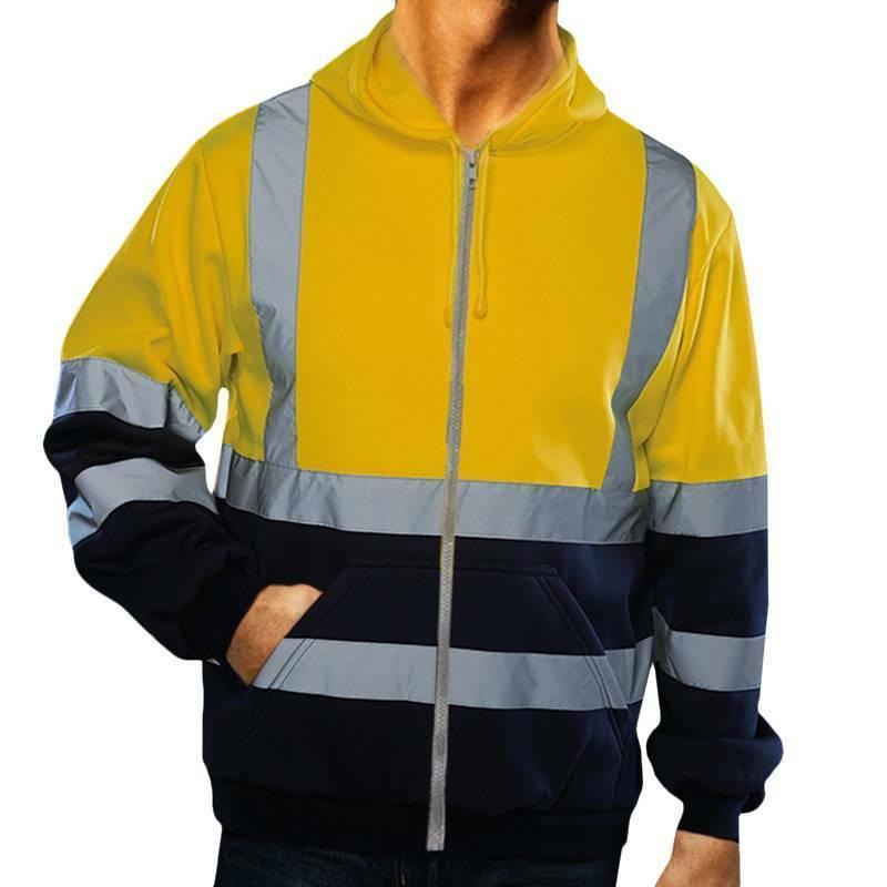 HI Hoodie Jacket Sweatshirt