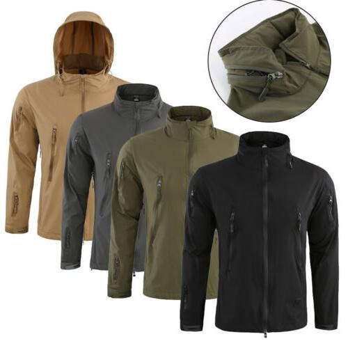HOT Tactical Jacket Coat