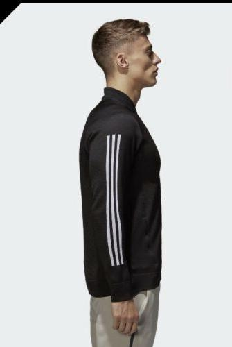 ADIDAS ID BOMBER ATHLETIC JACKET MENS SZ