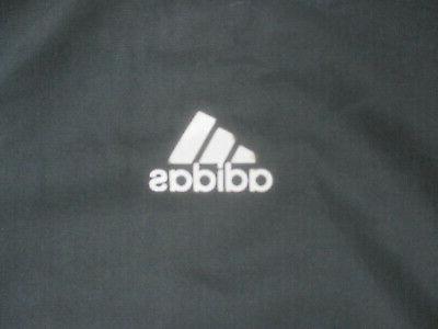 Adidas Jacket Adult Black Full Zip B73