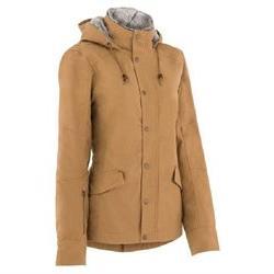 Noble Outfitters Jacket Woen Girl Tough Faux Fur Bronze 2850