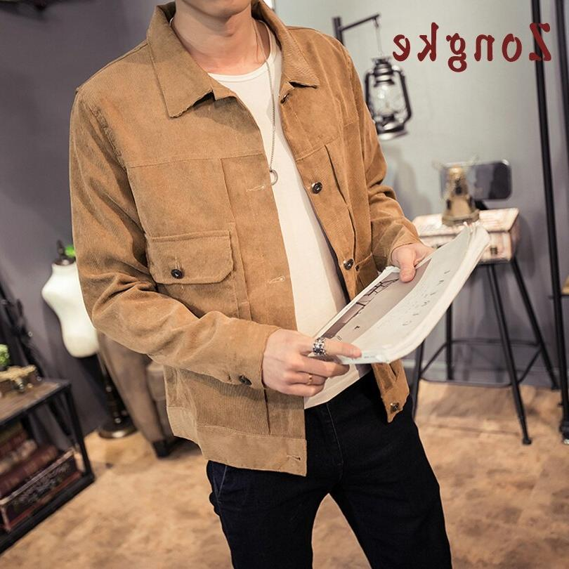 Zongke Japan Style <font><b>Jacket</b></font> <font><b>Men</b></font> Streetwear <font><b>Jacket</b></font> Windbreaker <font><b>Men</b></font> 2019 New