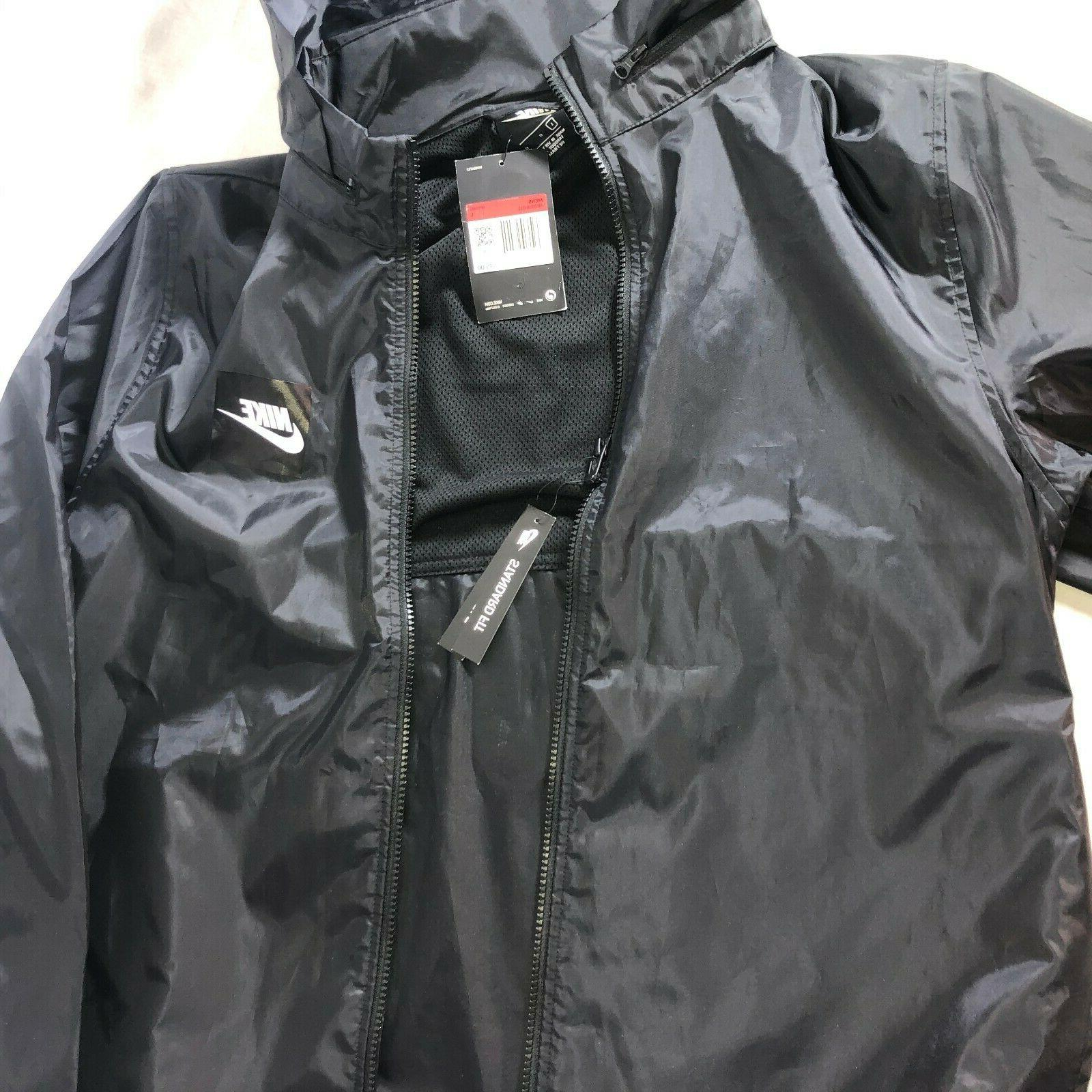 Nike Just Do It Full Zip Size Large NWT