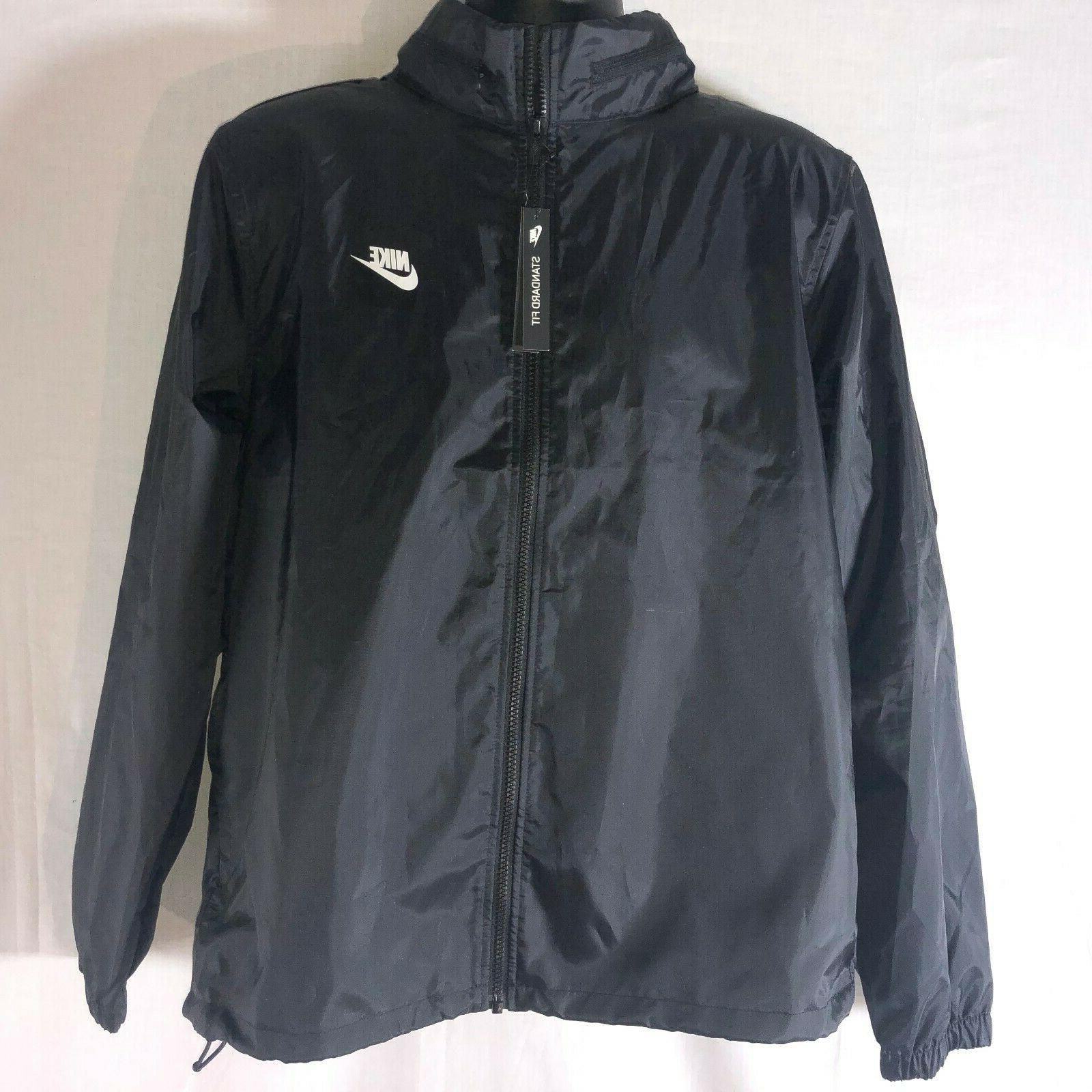 Nike Just Full Zip Hooded Size NWT
