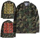 Kanye West The Life of Pablo Army Green Camouflage Military