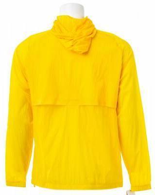 CHAMPION Anorak Yellow Men's Jacket