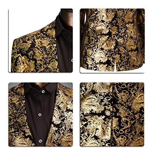 Men's Suit Slim Stylish Blazer