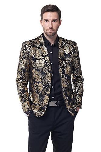 Men's Suit Slim Blazer