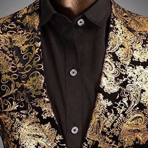 Men's Casual Suit Slim