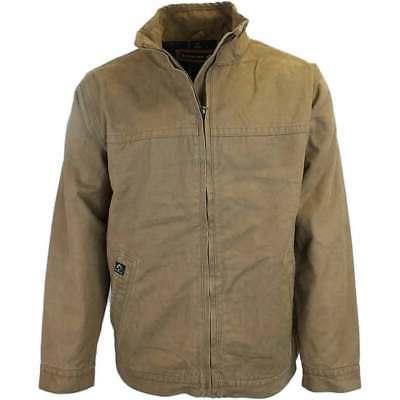 maverick jacket khaki mens