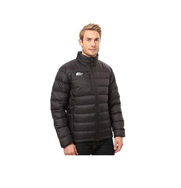 The Face Aconcagua Jacket Black 550 Sz