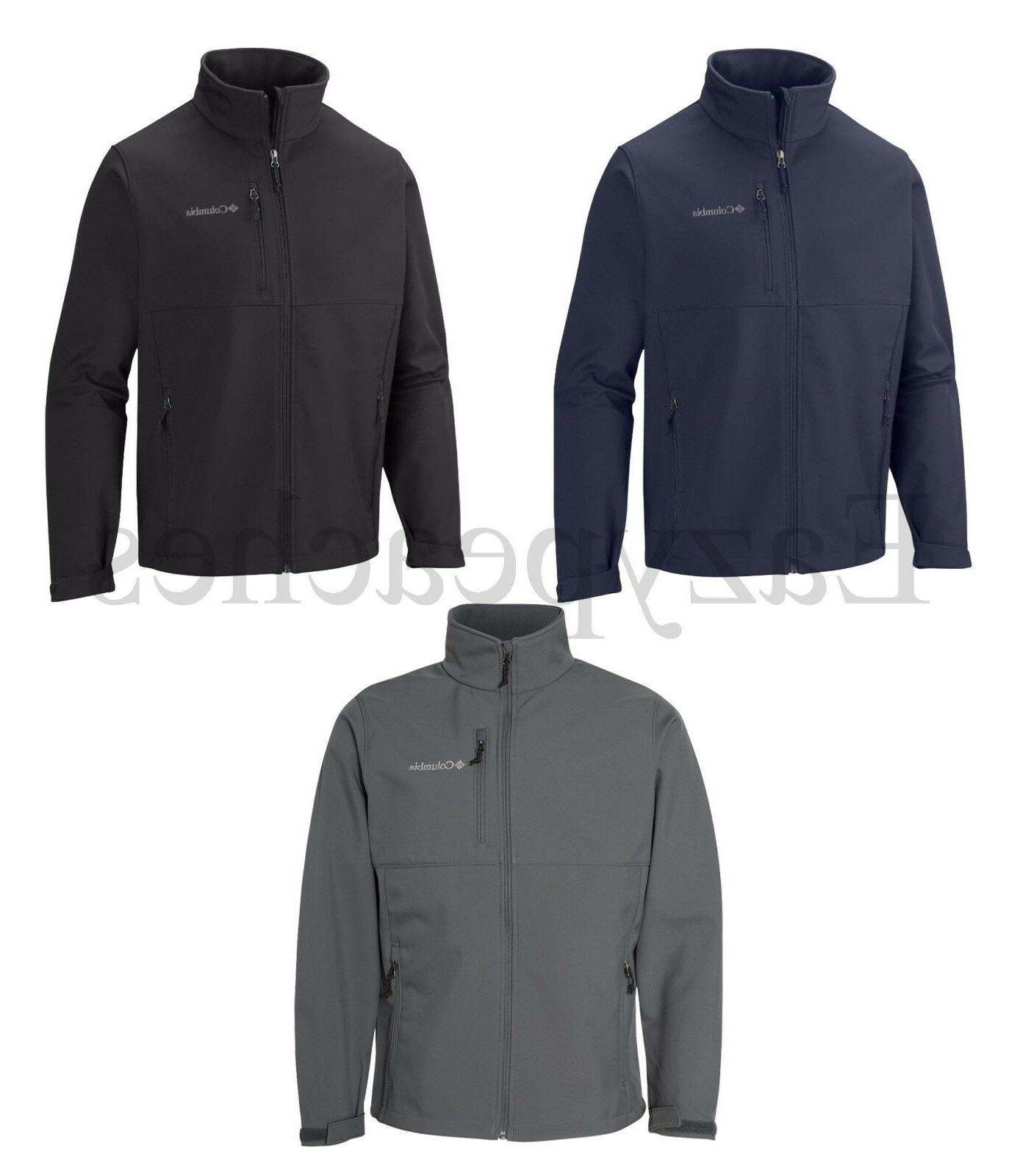 men s ascender new softshell jacket s