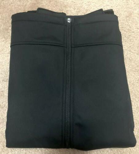 Columbia Jacket, & Wind Resistant, Black, Medium