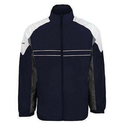 men s athletic performance jacket navy s